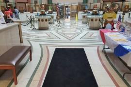 Terrazzo Lobby Restoration
