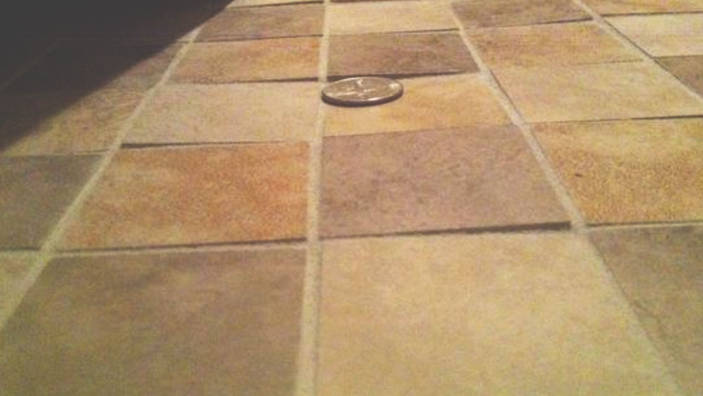 Lippage Removal as an opportunity for your stone floors