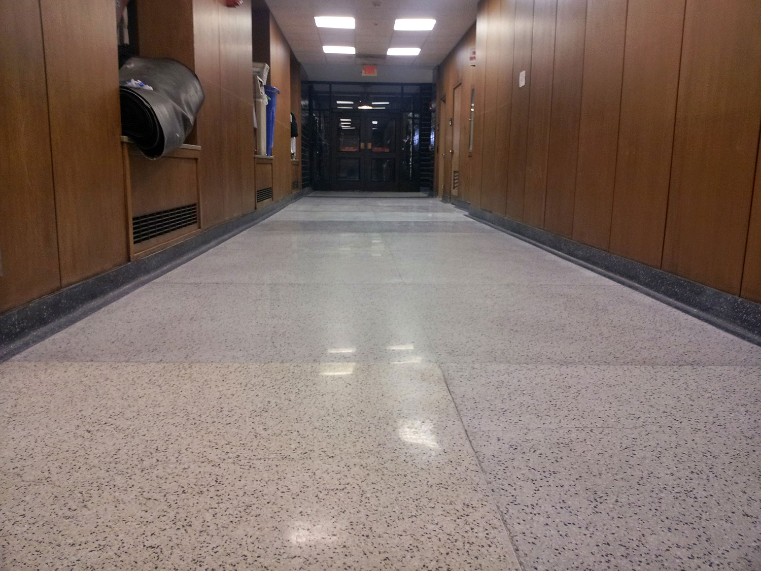 Terrazzo Floor Restoration Pinnacle Stone Care