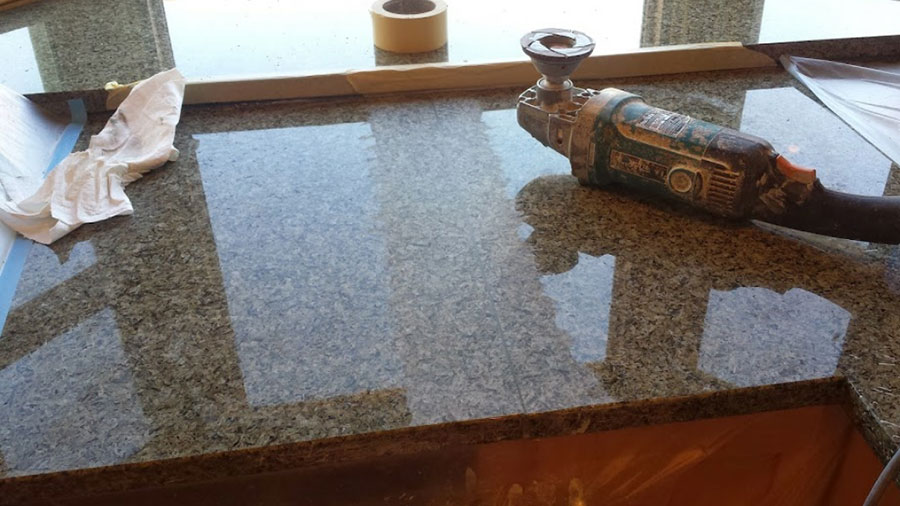 Proper Seam Repairs On Granite Countertops
