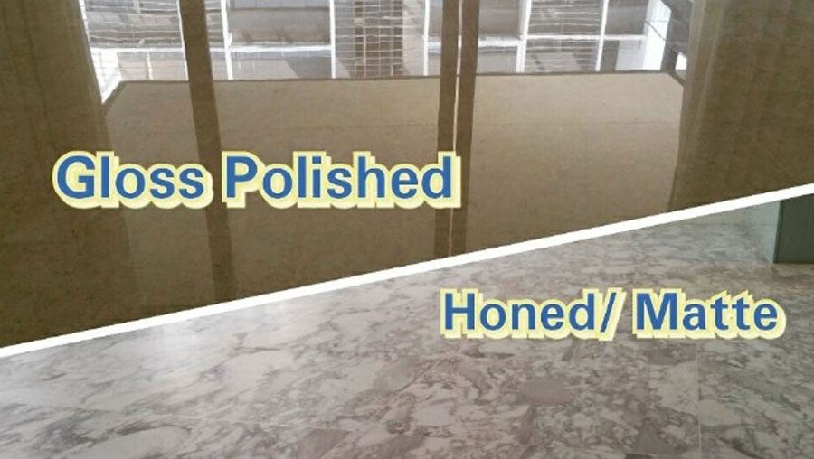 Polished Or Honed Yours To Choose