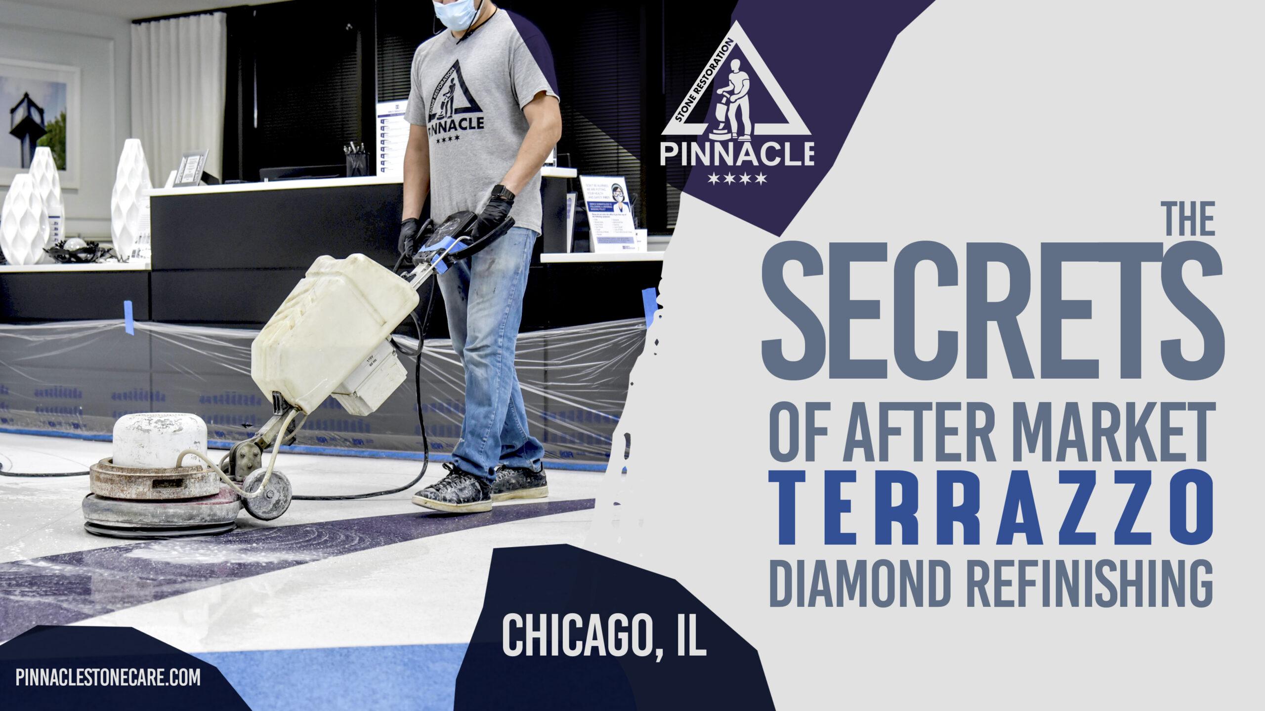 The Secrets of After Market Terrazzo Diamond Refinishing