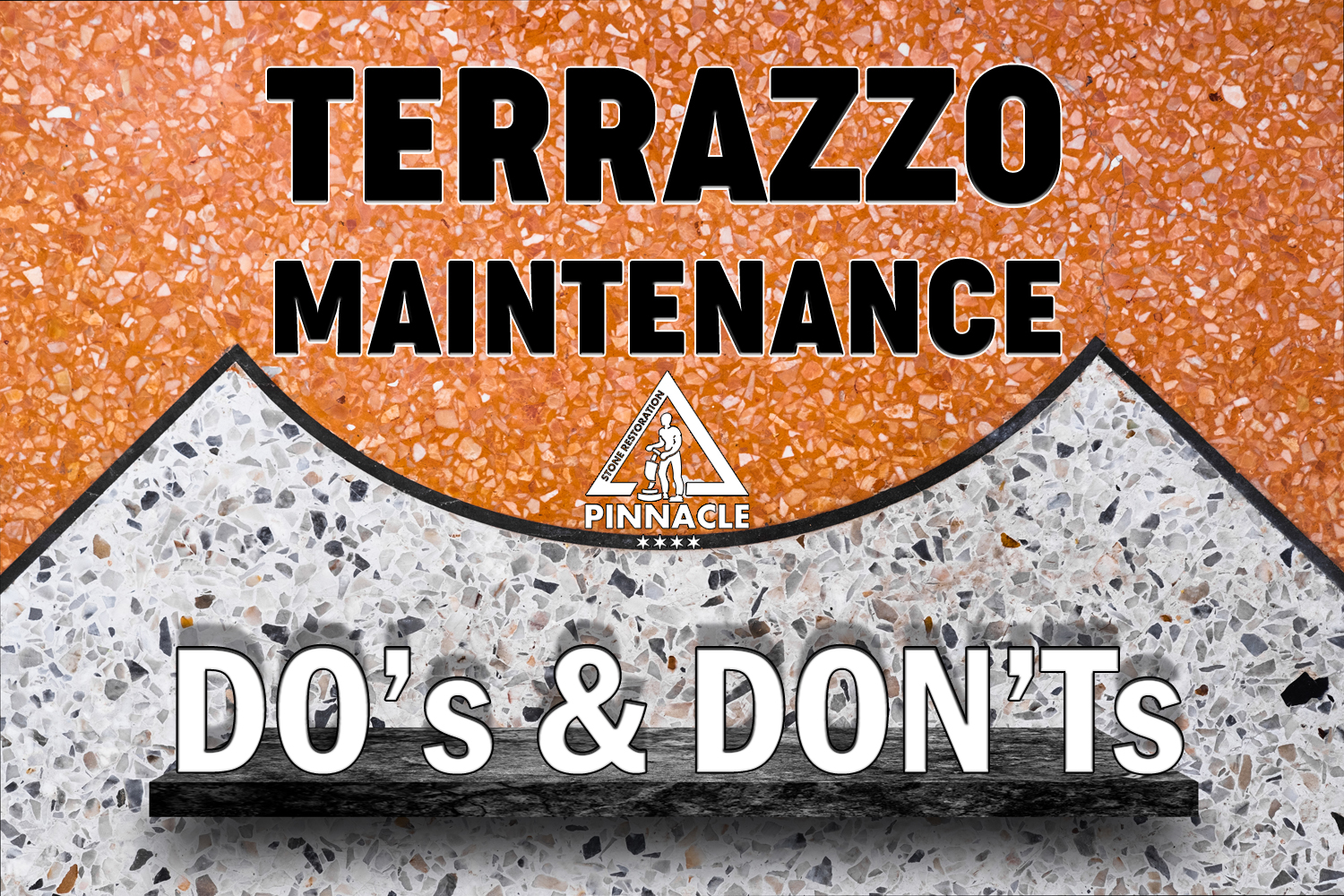 How to Keep Lobby Floors Gorgeous – Terrazzo Maintenance DO's and DON'Ts
